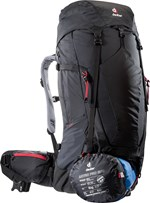 Deuter Vandrerygsæk Futura Vario 50 Sort