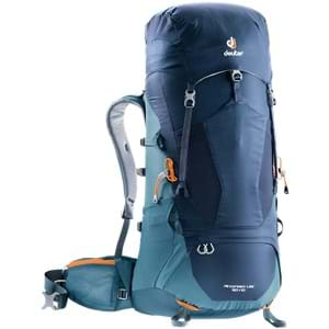 Deuter Vandrerygsæk Air Lite 50+10 Blå
