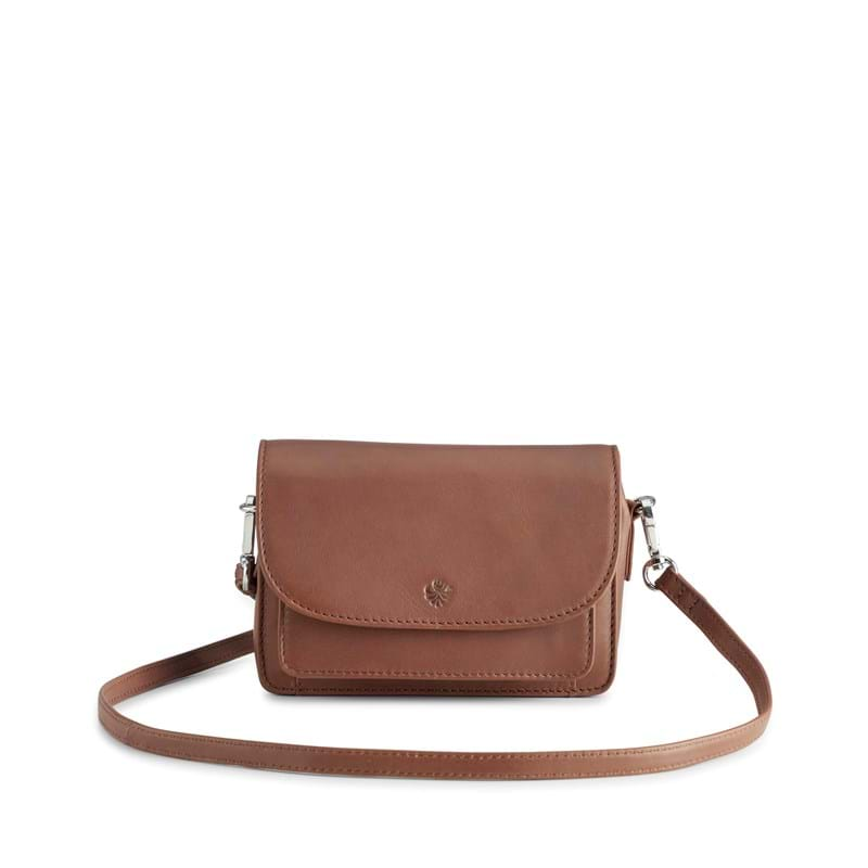 Aura Crossbody Altea  Cognac 1