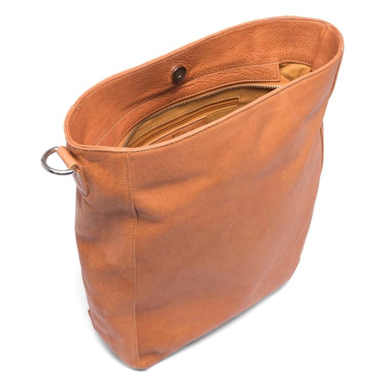 Depeche Håndtaske Cognac 2
