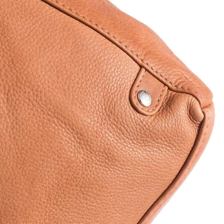Depeche Håndtaske Cognac 3