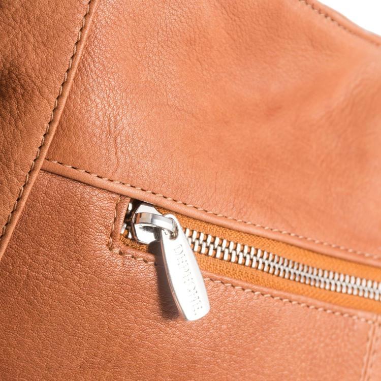 Depeche Håndtaske Cognac 4