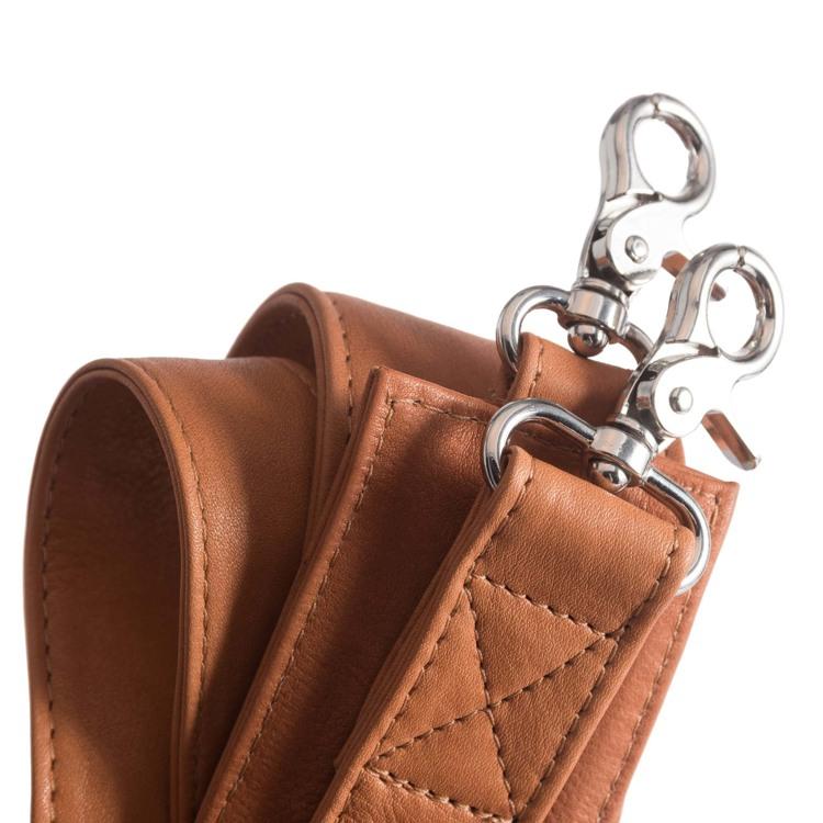 Depeche Håndtaske Cognac 5