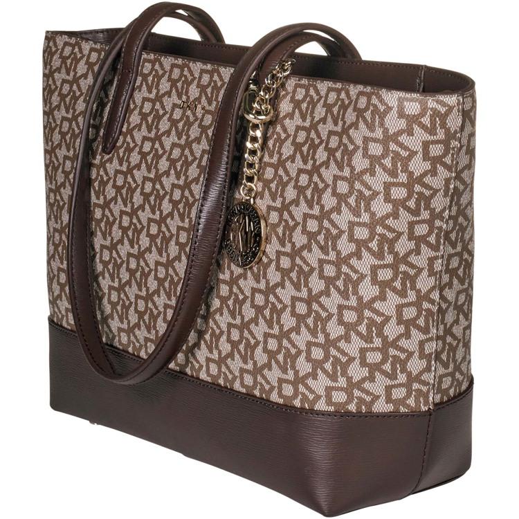 DKNY Shopper Bryant Brun/Beige 2