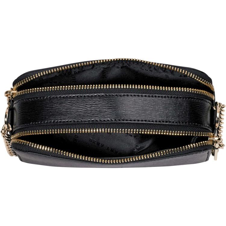 DKNY Crossbody Bryant Camerabag Sort 4