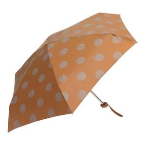 M&P Paraply mini Gul med prikker