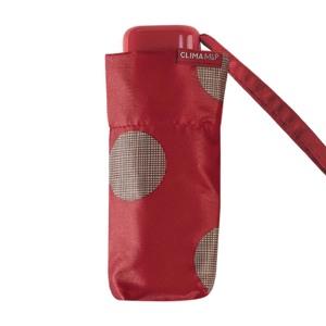 M&P Paraply mini Rød/m prikker alt image