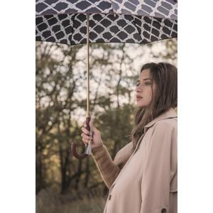 M&P Paraply lang automatisk Blå/Taupe alt image