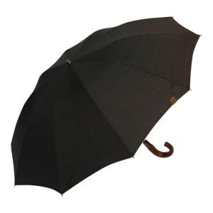 M&P Paraply kort automatisk Brun tern