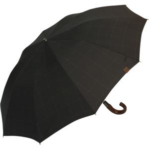 M&P Paraply kort automatisk Brun tern alt image