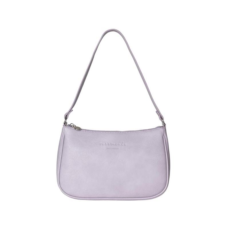 Rosemunde Skuldertaske Lavendel 1