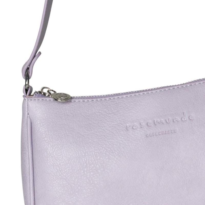 Rosemunde Skuldertaske Lavendel 2