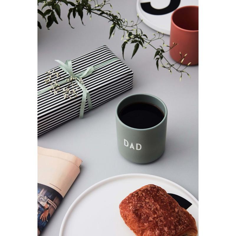 Design Letters Favoritkop Dad Grøn 3