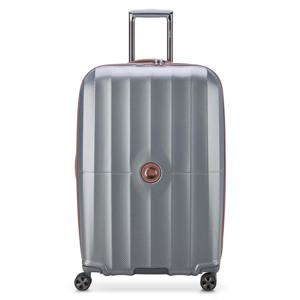 Delsey Kuffert St Tropez 77 Cm Sølv