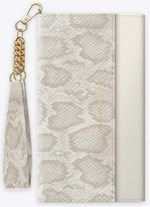 iDeal Of Sweden Mobilcover Clutch iPhone XR/11 Creme