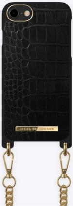 iDeal Of Sweden Mobilcover Necklace Case iPhone 6/6S/7/8/SE Sort