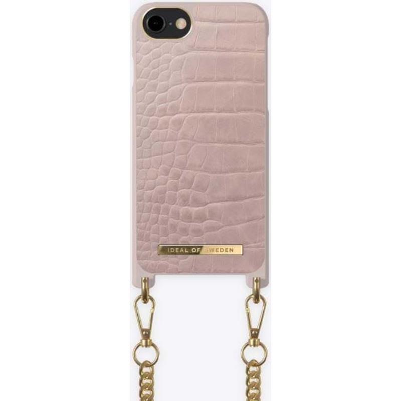 iDeal Of Sweden Mobilcover Necklace Case Rosa 1
