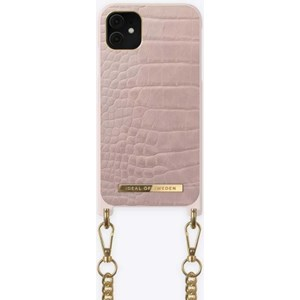 iDeal Of Sweden Mobilcover Necklace Case iPhone XR/11 Rosa