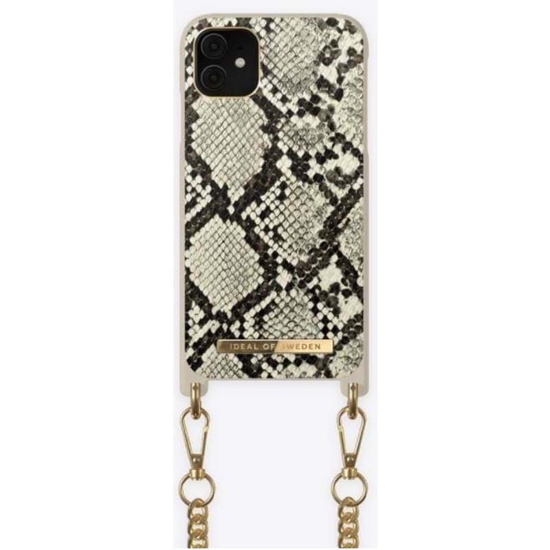 iDeal Of Sweden Mobilcover Necklace Case Snake 1