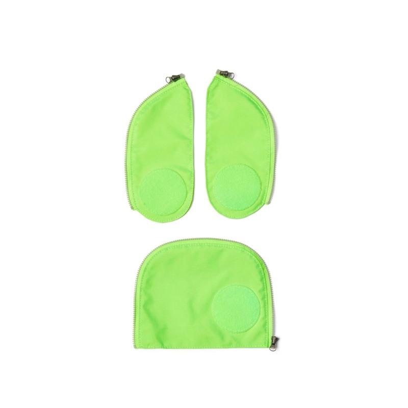 Ergobag Sikkerhedssæt Grøn 1