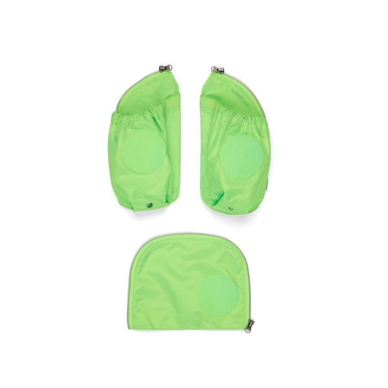 Ergobag Sidelommesæt Grøn 1