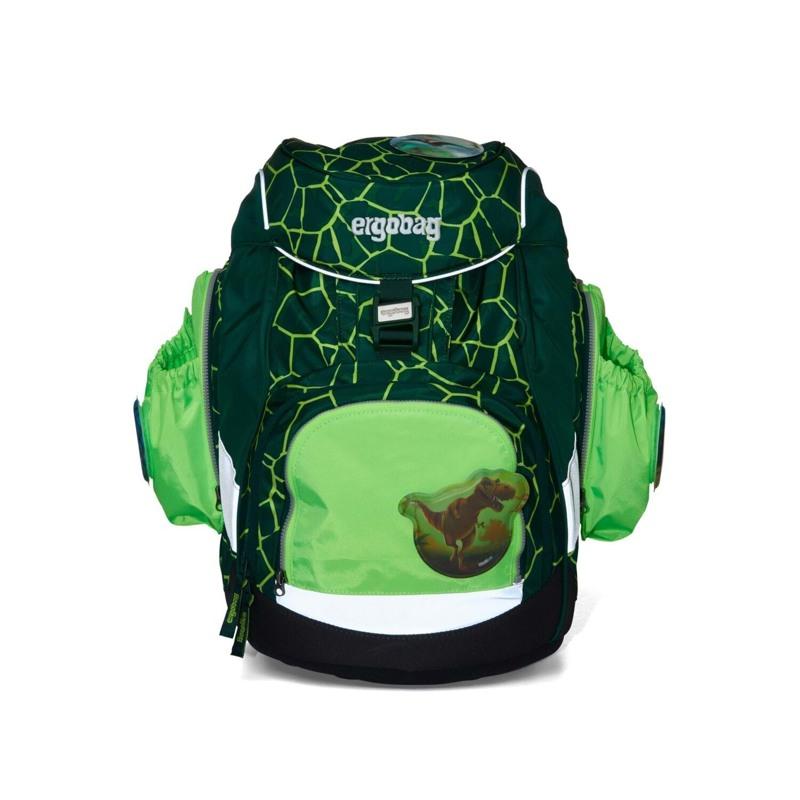 Ergobag Sidelommesæt Grøn 2