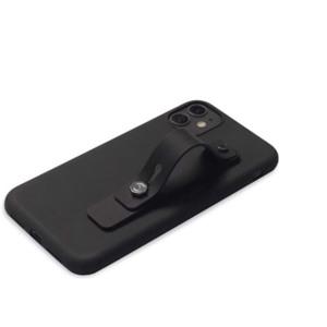 Holdit Fingerstrop til mobilcover Sort 3