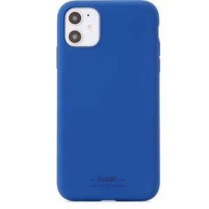 Holdit Mobilcover iPhone XR/11 Blå