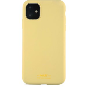 Holdit Mobilcover iPhone XR/11 Gul