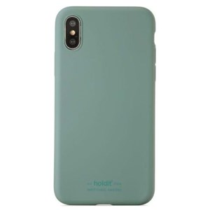 Holdit Mobilcover iPhone X/XS Grøn