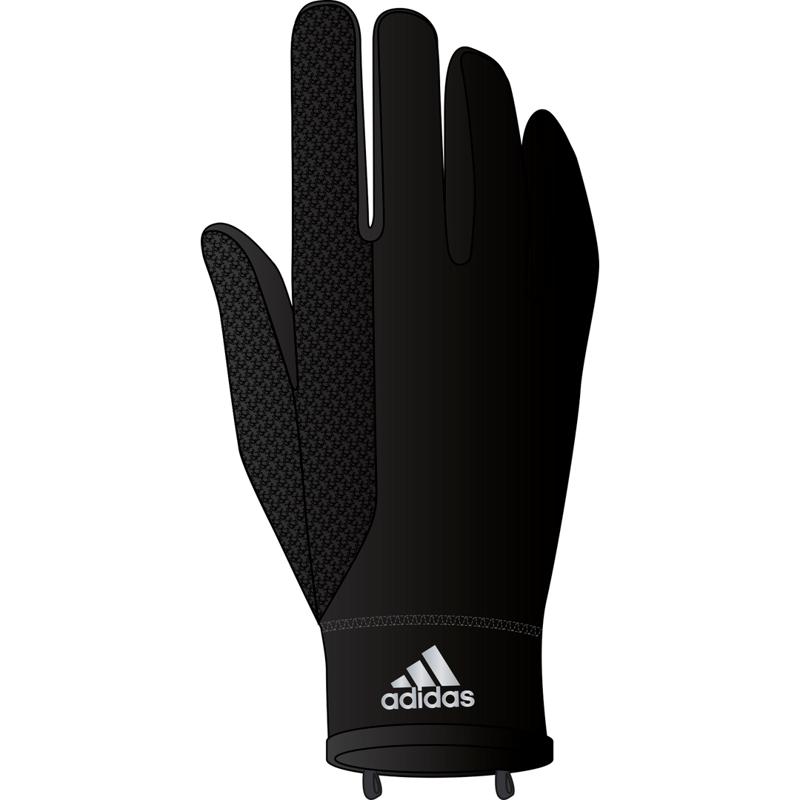 Adidas Originals Handsker Aeroready Sort 2