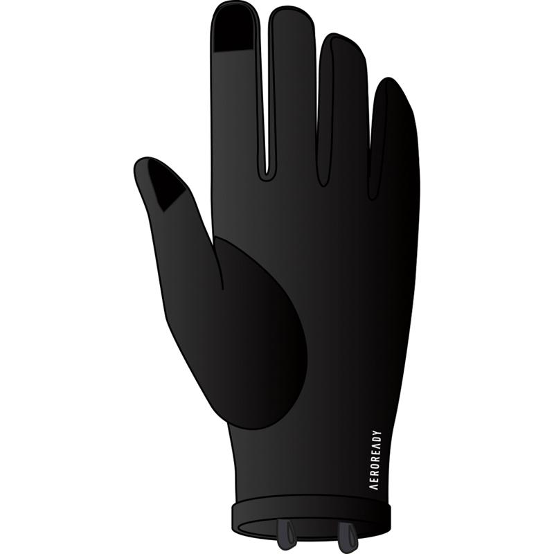 Adidas Originals Handsker Aeroready Sort 3