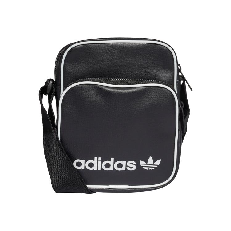 Adidas Originals Skuldertaske Vintage Mini Bag Sort 1