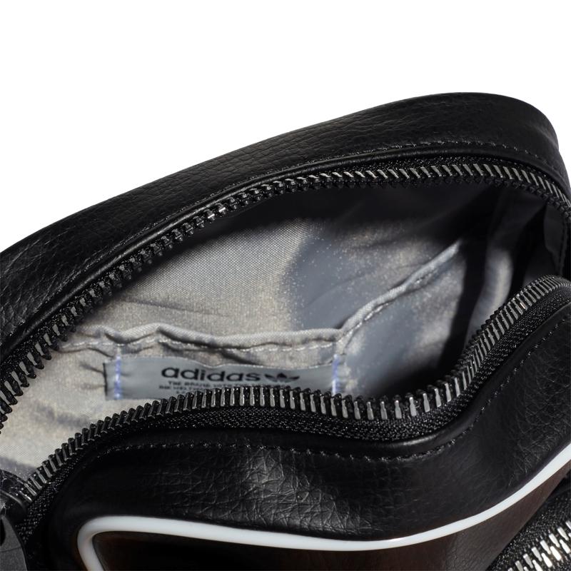 Adidas Originals Skuldertaske Vintage Mini Bag Sort 7