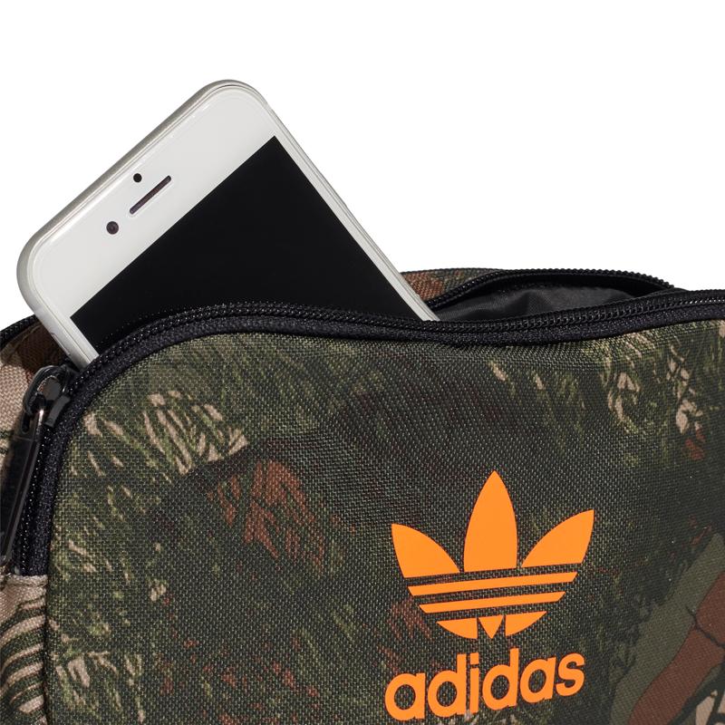 Adidas Originals Bæltetaske Camo Waistbag Camouflage 4
