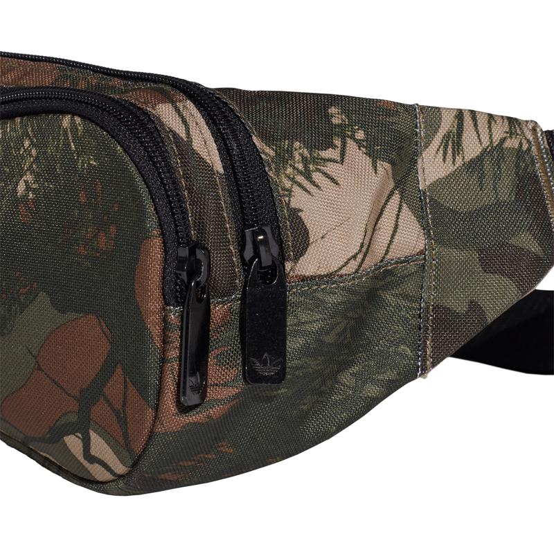Adidas Originals Bæltetaske Camo Waistbag Camouflage 5