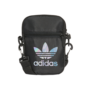 Adidas Originals Skuldertaske Fest Bag Trefoil Sort