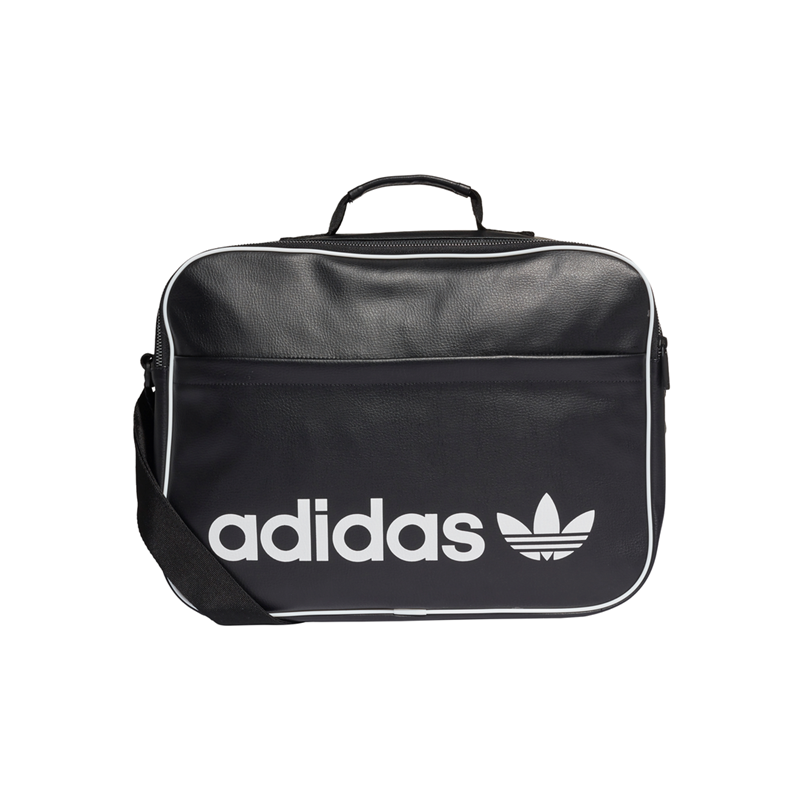 Adidas Originals Skuldertaske Vintage Airline Sort 1