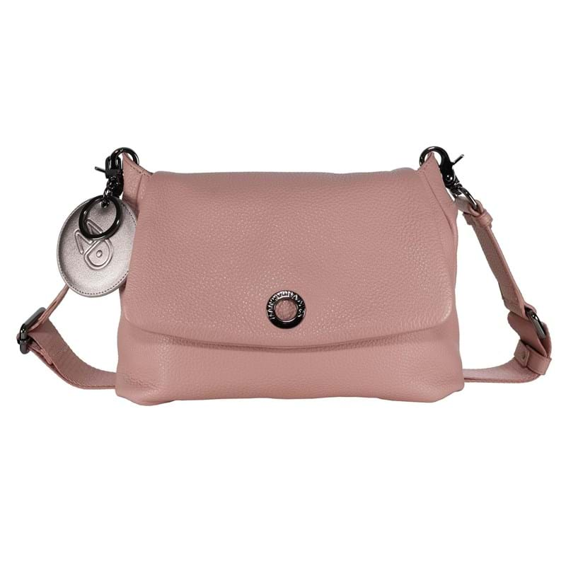 Mandarina Duck Crossbody Mellow Leather  Rosa 1