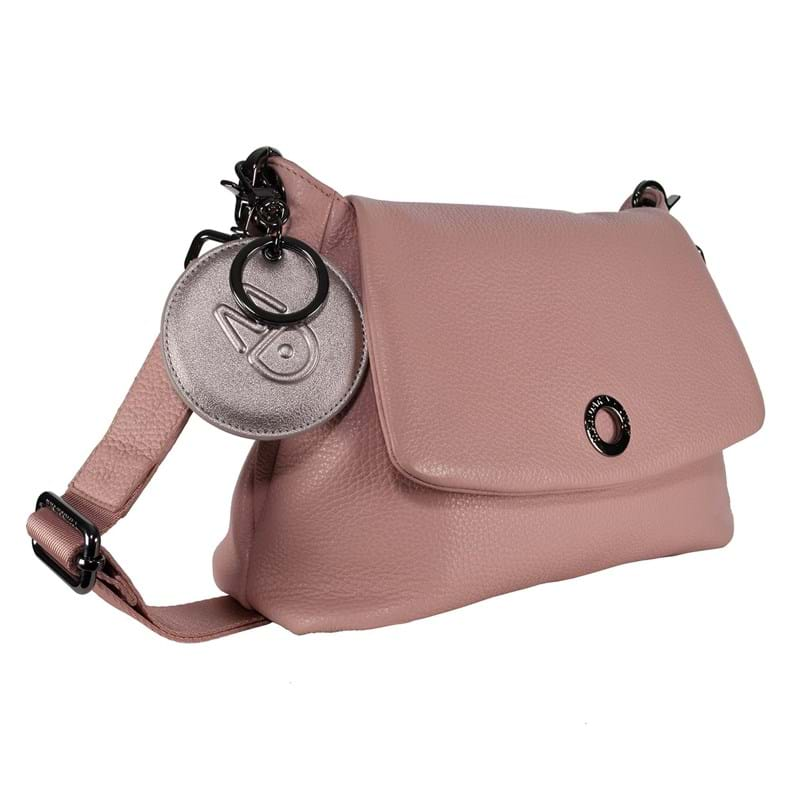 Mandarina Duck Crossbody Mellow Leather  Rosa 2