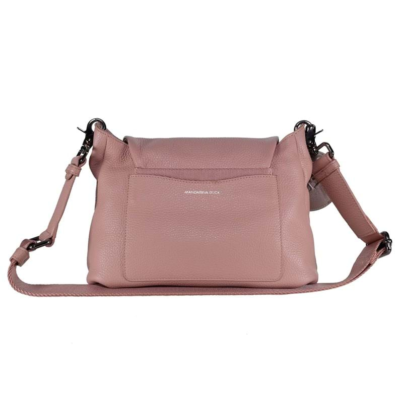Mandarina Duck Crossbody Mellow Leather  Rosa 3