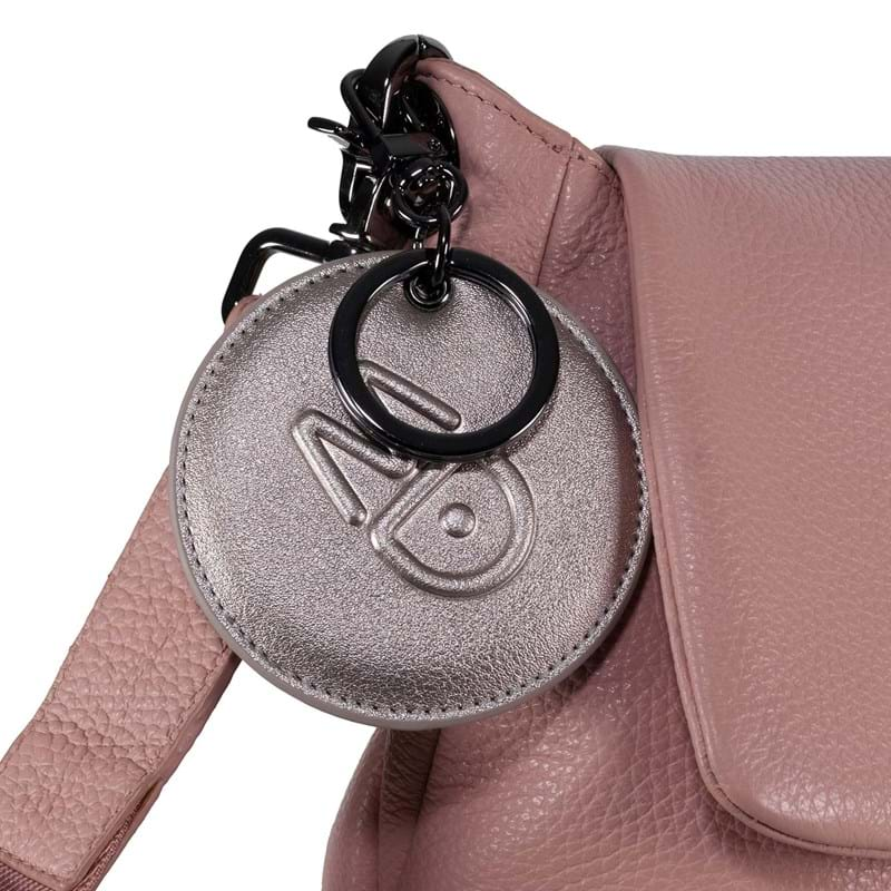 Mandarina Duck Crossbody Mellow Leather  Rosa 4