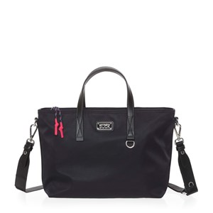Mandarina Duck Shopper Tracolla Sort
