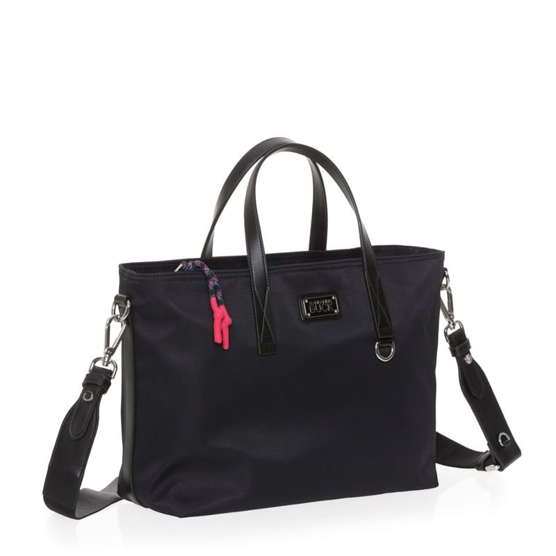 Mandarina Duck Shopper Tracolla Sort 2