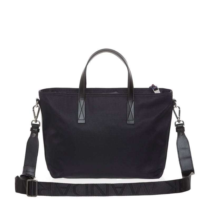 Mandarina Duck Shopper Tracolla Sort 3