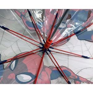Hoffmann Børneparaply Spiderman Rød alt image