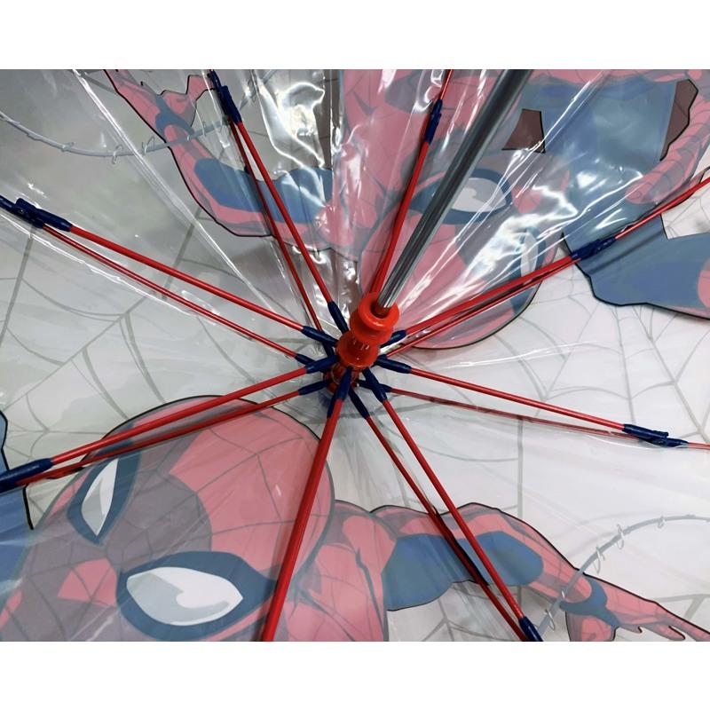 Hoffmann Børneparaply Spiderman Rød 2