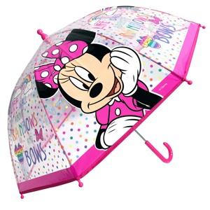 Hoffmann Børneparaply Minnie Mouse Lyserød