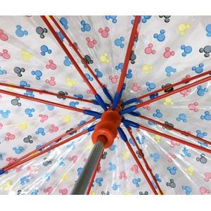 Hoffmann Børneparaply Mickey Mouse Blå/rød alt image