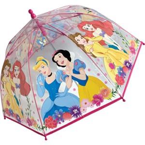 Hoffmann Børneparaply Prinsesser Blå/gul